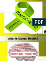 Mental Health Awareness for High School