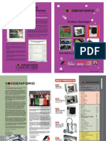 Denford Catalogue July 2010