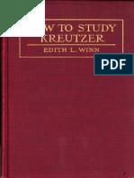 Winn, Edith Lynwood - How to Study Kreutzer.pdf