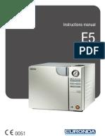 Euronda E5 Service Manual