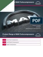 MAN Product Range Compressors