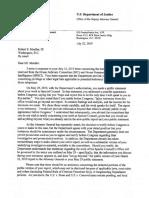 Mueller-Letter