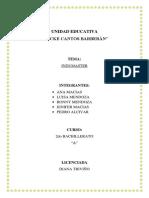 Unidad Educativa Rocke Cantos Barberan - Indumaster