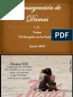 AMOR Y REPETO Consagracion Junio