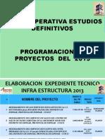 PRESENTACION N° 3 POR ETAPAS.DELUOED... 2013