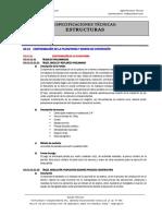 02. Especificaciones Tecnicas - Estruc