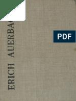 Erich Auerbach Mimesis