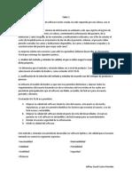 Taller 1(Características de Los Modelos de Calidad de Software)