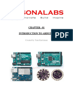 SonaLabs Arduino Chapter 01 Introduction to the Arduino
