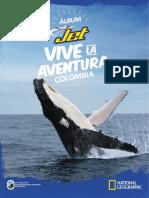 2017 Album Vive La Aventura Colombia