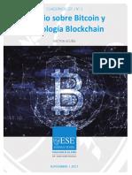 Estudio Sobre Bitcoin y Tecnolog a Blockchain
