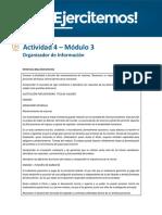 API 3 Bancario