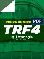 Prova Trf4 Resolvida