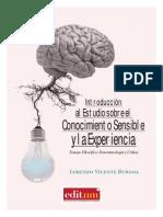 Introducción al Estudio sobre el Conocimiento Sensible y la Experiencia.pdf