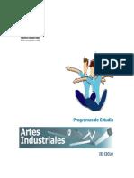 Programa Artes Industriales