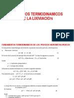 Aspectos Termodinamicos de La Lixiviacion Tema3