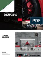 Catalogo Dioramas Carbon Colec