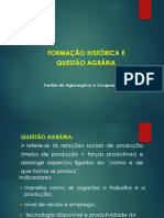 Aula 10  - Questões Agrárias - Assentamento.pptx