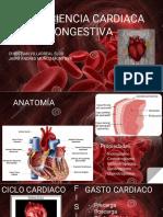 Insuficiencia Cardiaca Congestiva