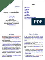 Chapter 03 - PVT Behaviour of Fluids