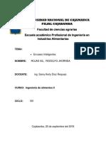 Universidad Nacional de Cajamarca INFORME DE DERECHOS HUMANOS