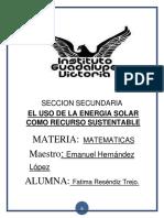 Pro Yec to Solar