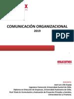 Clase Comunicación Organizacional Tema 2