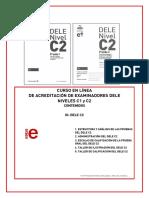 Contenidos DELE C2