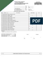 DAFTAR HADIR  TO JP 2018-2019