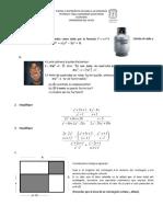 Parcial II Matemática Generales