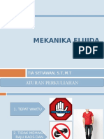 Mekanika Fluida 2 @ Tia Setiawan