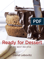 Recipes From Ready for Dessert by David Lebovitz