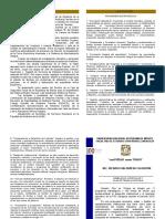 Plan trabajo Dr. Ricardo Valdivieso