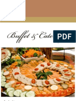 Buffet y Catering
