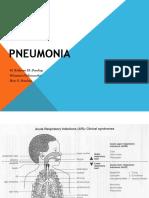 RTS-2 K9 Pneumonia