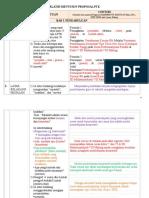 contoh format PTK