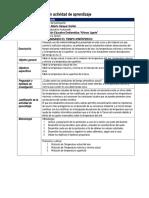Ficha de Actividad de Aprendizaje