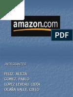Poder de Negociacion Amazon
