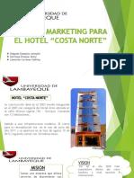 Marketing para el Hotel Costa Norte -  Chiclayo