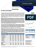 COL Financial - Company Update EW
