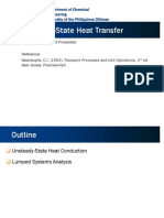 131.11c Unsteady-State Heat Transfer
