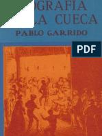 Pablo Garrido. Biografía de la cueca