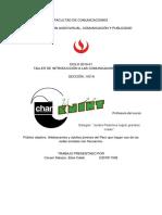 Documento Taller Intro Comunicaciones