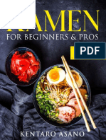 Eginners and Pros T - Kentaro Asano