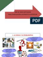 Ppt 1 La Ciencia y Su Problemática