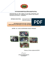 Informe de Cosultoría por Implementación del Plan de Gestion Empresarial.docx