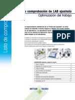 Checklist Lean Lab ES
