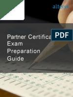 Alteryx Partner Technical Certification Guide-Feb 2019