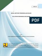 Metode Pengendalian Banjir