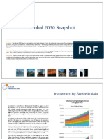 Infrastructure Outlook 2030 Market Assessment Report Sample - CG/LA Infrastructure LLC